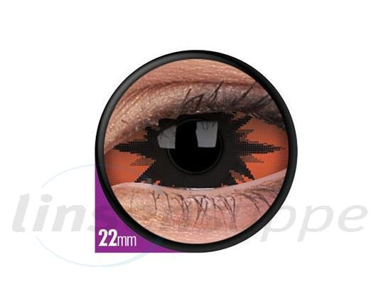 Sclera Omega Red (6-Mois) (2 lentilles)