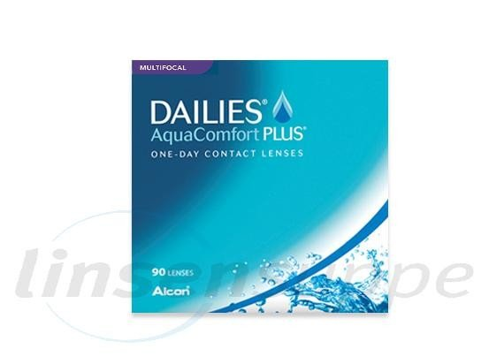 Dailies AquaComfort Plus Multifocal (90 lentilles)