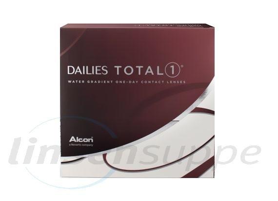 Dailies Total 1 (90 lentilles)