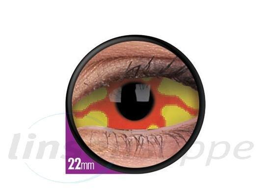 Sclera Nemesis (6-Mois) (2 lentilles)
