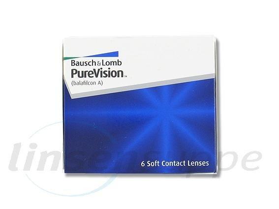 PureVision (6 lentilles)