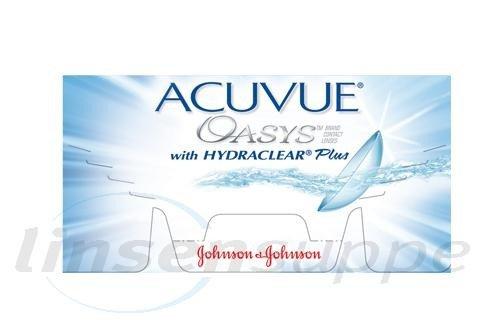 Acuvue Oasys (12 lentilles)