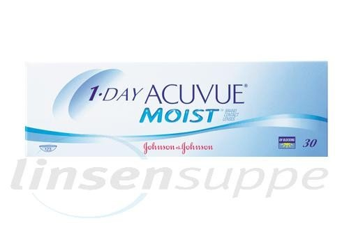 1-Day Acuvue Moist (30 lentilles)