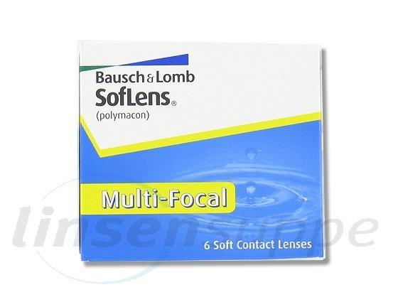 SofLens Multifocal (6 lentilles)